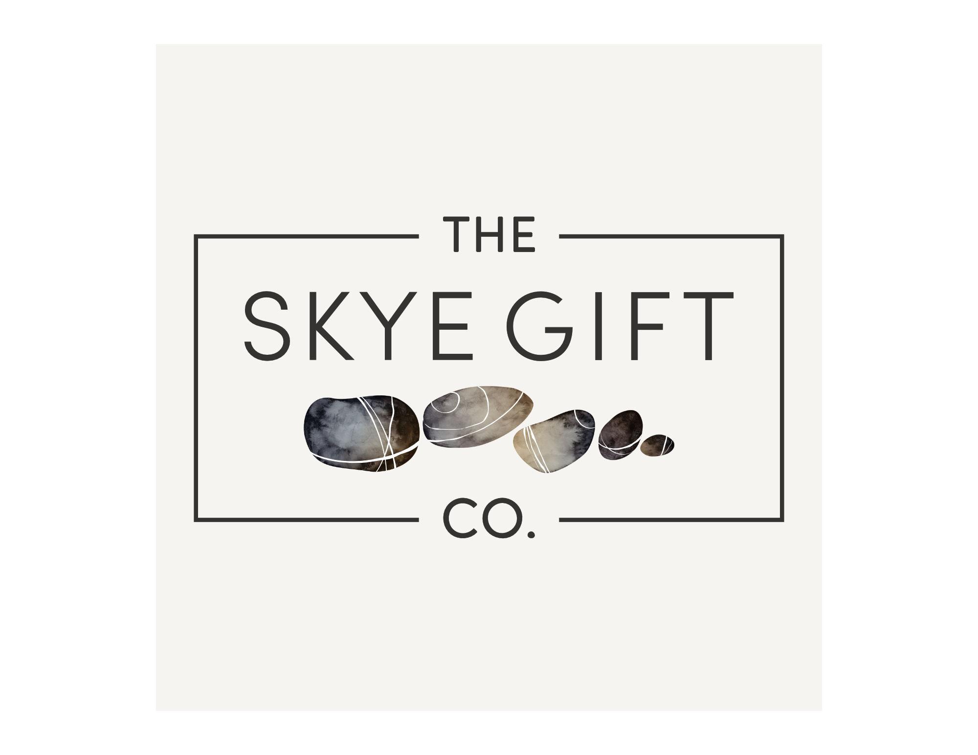 The Skye Gift Co. logo - branding